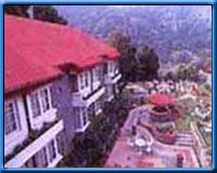 Hotel Shervani Hill Top, Nainital