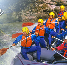 River Rafting in Uttaranchal India