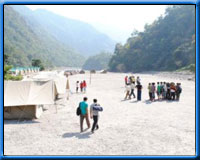 River Rafting, Uttaranchal Tour